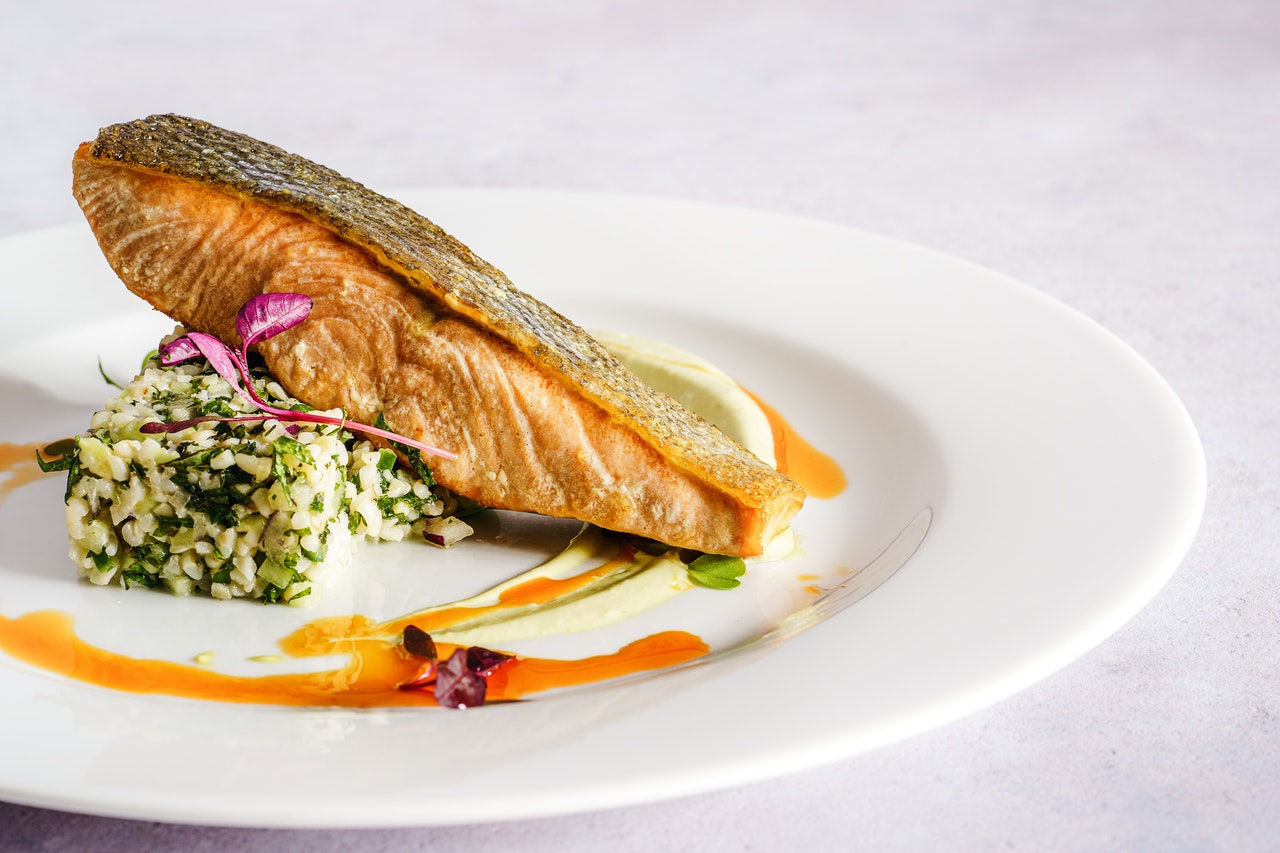 Fish Facts: Salmon and Cholesterol Facts